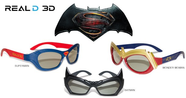 They're back! RT for your chance to win a set of #BatmanvSuperman @RealD3D glasses. #contest https://t.co/vpPO8ym9jT