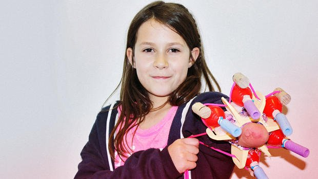 This 10 year old has some awesome #prosthetic #innovation skills: https://t.co/0zqiSqbk9Z #3dprinting #STEAMed https://t.co/wlPcRJnRT1