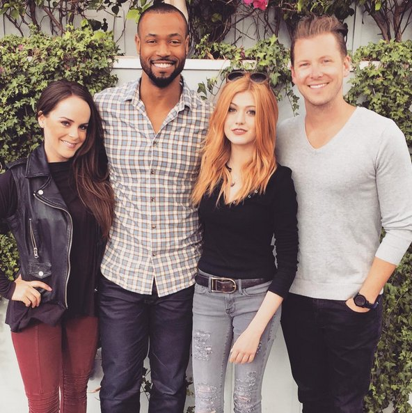 .@isaiahmustafa & @Kat_McNamara took over tthe #MeltingPot @iHeartRadio. Listen on-demand: https://t.co/NWqmm9VUEk https://t.co/7lUBKMbbHB