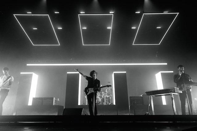 20 days until US tour