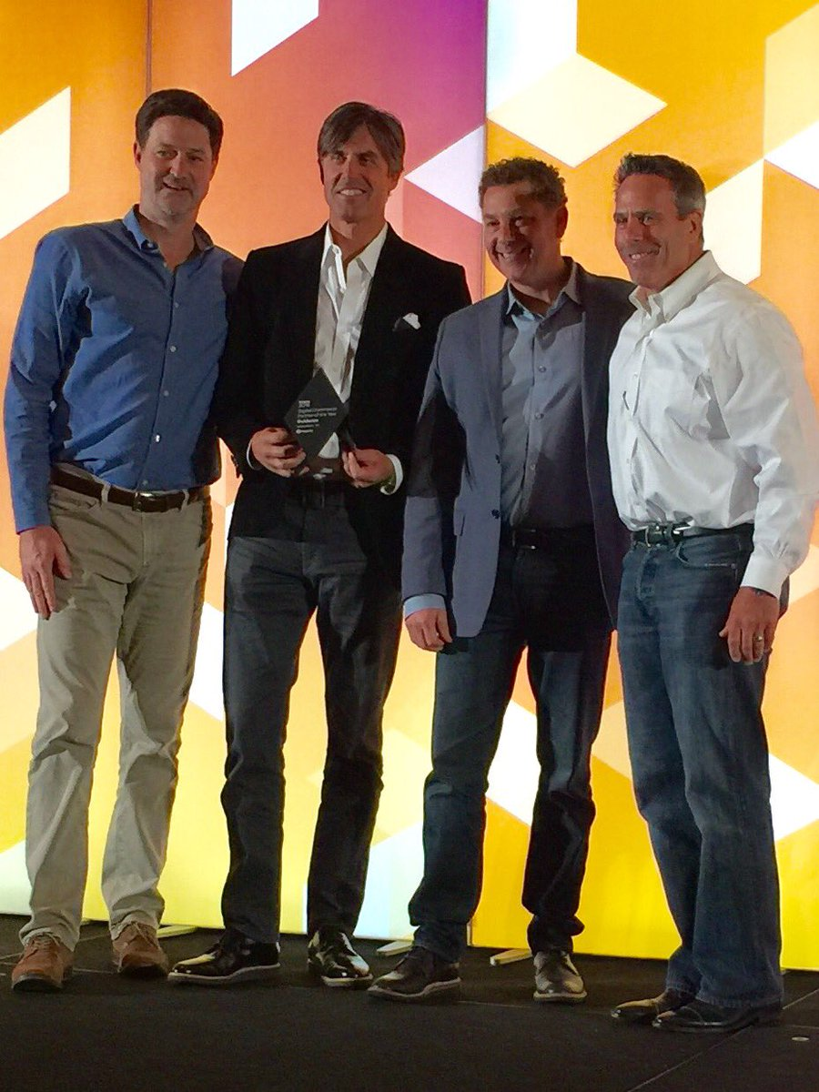 guidance: Honored to be named the @Magento Digital Commerce Partner of the Year!!! Thank you, #Magento! #MagentoImagine https://t.co/NfWU1emUhd