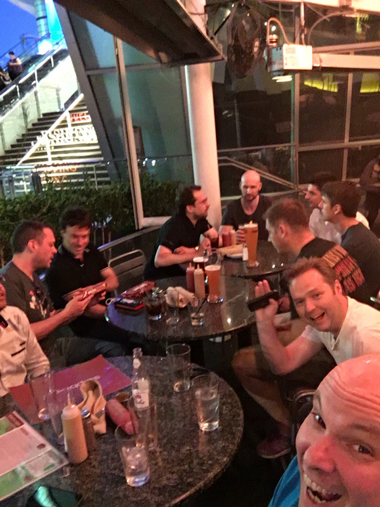 brentwpeterson: The post #MagentoImagine strip burger party https://t.co/8Lh71lHFt5