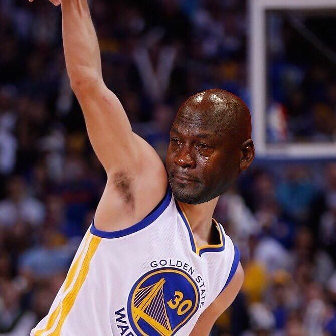 How Steph Curry feels when he's going for 73 wins but everyone's watching Kobe's last game https://t.co/D8QsQBVtYs