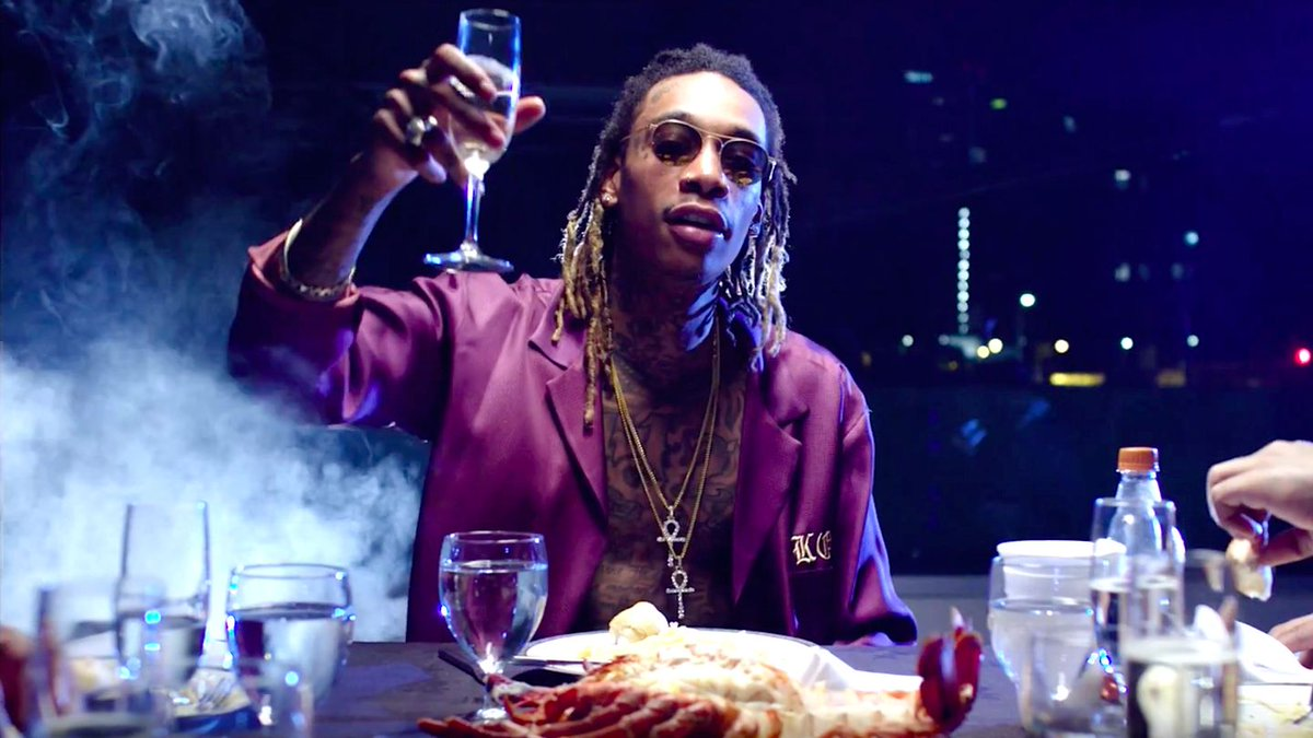Wiz Khalifa Wears Cool Pants In His New 'Elevated' Video
