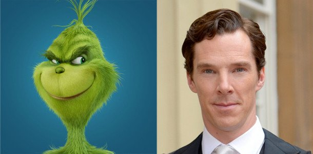 Benedict Cumberbatch is set to steal Christmas as the voice of the Grinch: