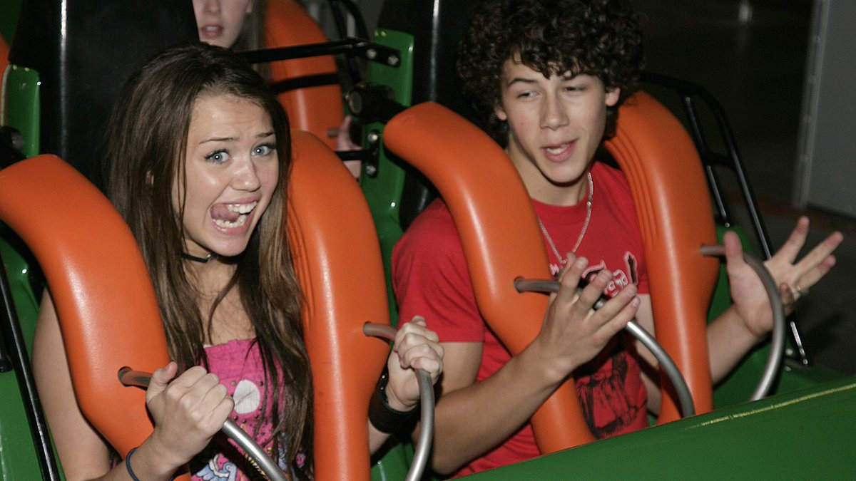 Nick Jonas Spills About His 'Terrible' First Kiss With Miley Cyrus