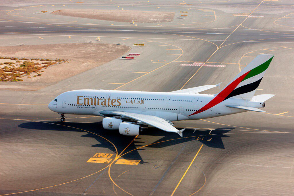 Emirates orders two more A380s, deliveries by Q4