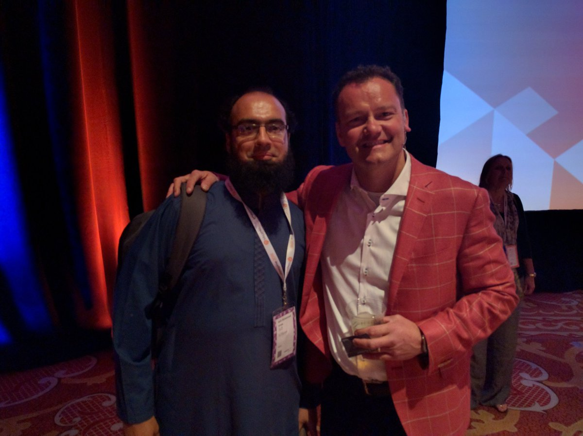 RLTSquare: Unmatched learning, great exposure, thrilling experience & lots of new frnds. Thx #Magento 4 #MagentoImagine! #2016 https://t.co/WT0t2wRuJE