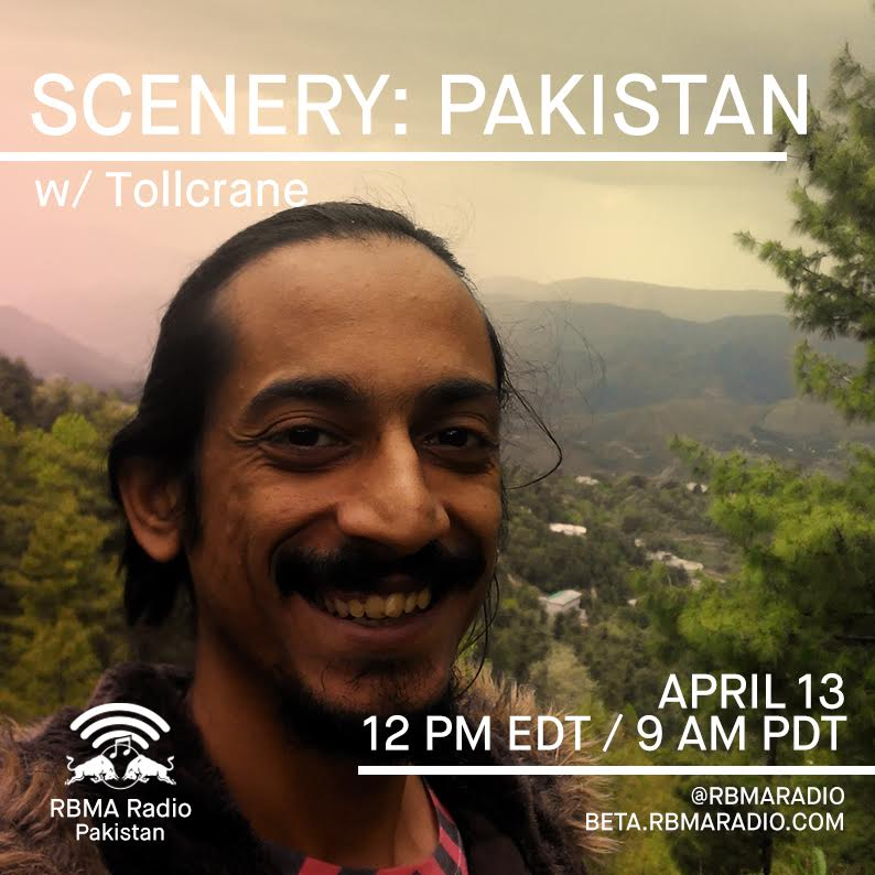 Tune in to @RBMARADIO tomo for Scenery: #Pakistan a my monthly radio spot featuring the future sounds of the region. https://t.co/cyCvCfchOC