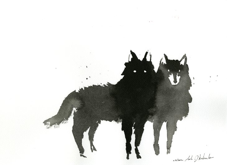 RT @hitRECord: Among wolves... https://t.co/xpmwsxmg4C https://t.co/z9Uu7VbkQt