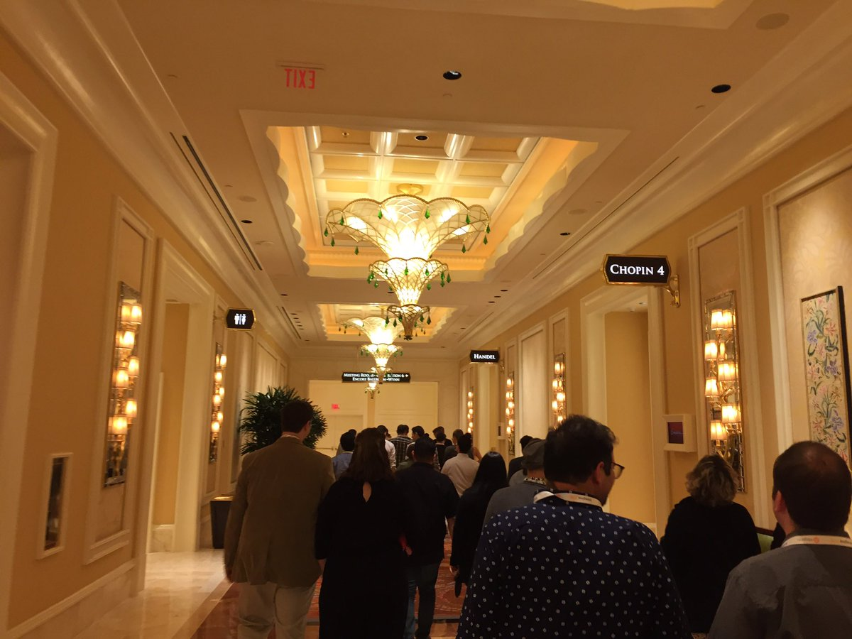 magento_rich: Herd of people heading to the @dotmailer after party. #MagentoImagine #magento #Imagine2016 https://t.co/TBMWAULxFa