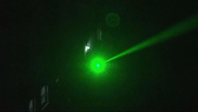 FAA Investigating Laser Pointed at Plane Landing at