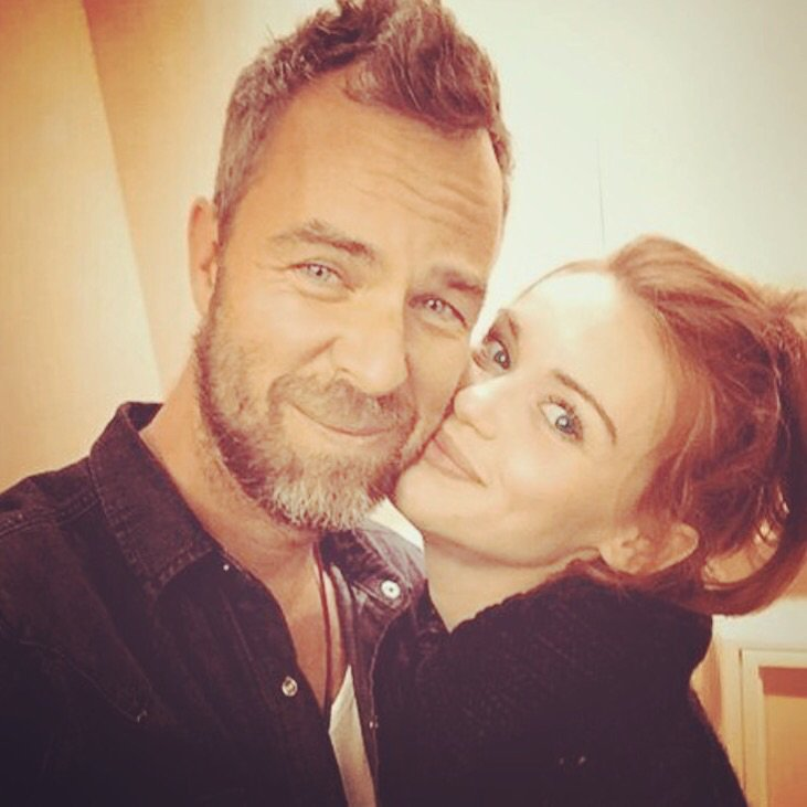 Rise up for this beautiful boy  @jrbourne1111 happy you just keep getting wiser belated bday! He warms every room❤️ https://t.co/BZtbcOueHY