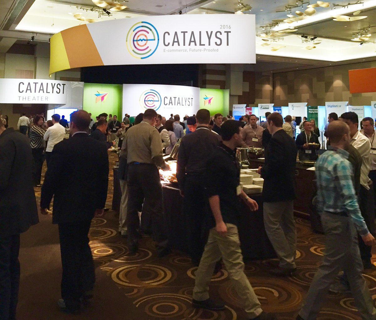 In Case You Missed It: Catalyst 2016 Day 1 Recap:  https://t.co/IGVdKU7RwL #ECOMCatalyst https://t.co/enbYMa67dm