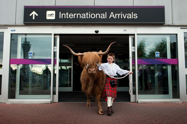 RT @ScotlandNow: More visitors coming to Scotland as Edinburgh and Glasgow airports announce record numbers https:/…