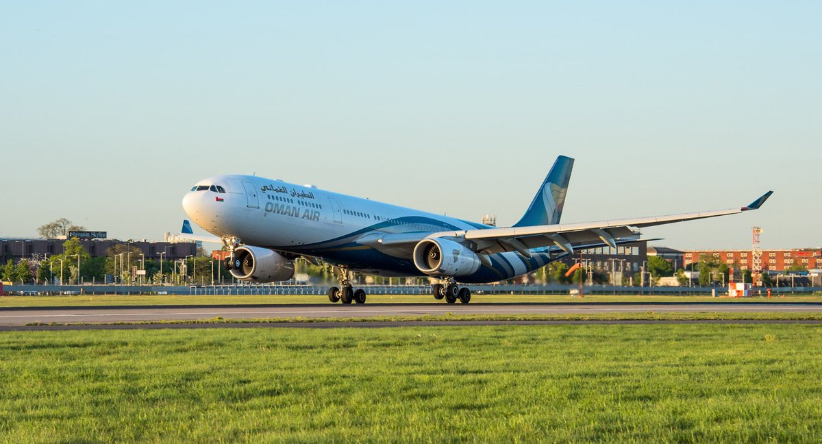 As of today @OmanAir are launching a second daily service to Muscat out of T4