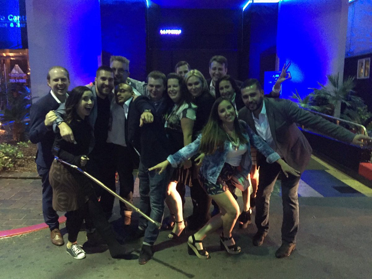 jonnydotdixon: Amazing crowd crutches and all #MagentoImagine https://t.co/oepMjluuVP