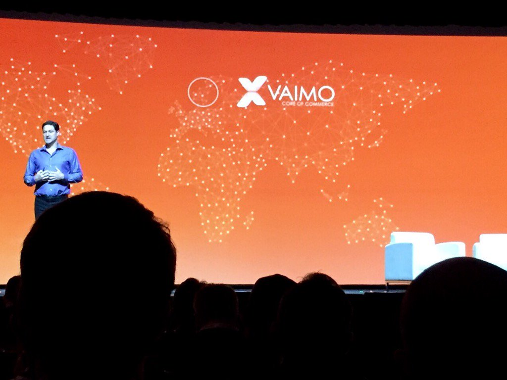rrosinnes: @vaimoglobal getting some #MagentoImagine love. Proud to be partnered with this great group of professionals! https://t.co/jMjOEVkYon