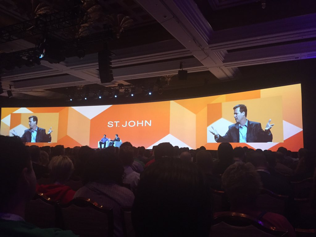 connor_mcmorrow: @StJohnKnits using @magento to bring their exceptional in-store experience, online! #MagentoImagine https://t.co/h7k3SIhSPr