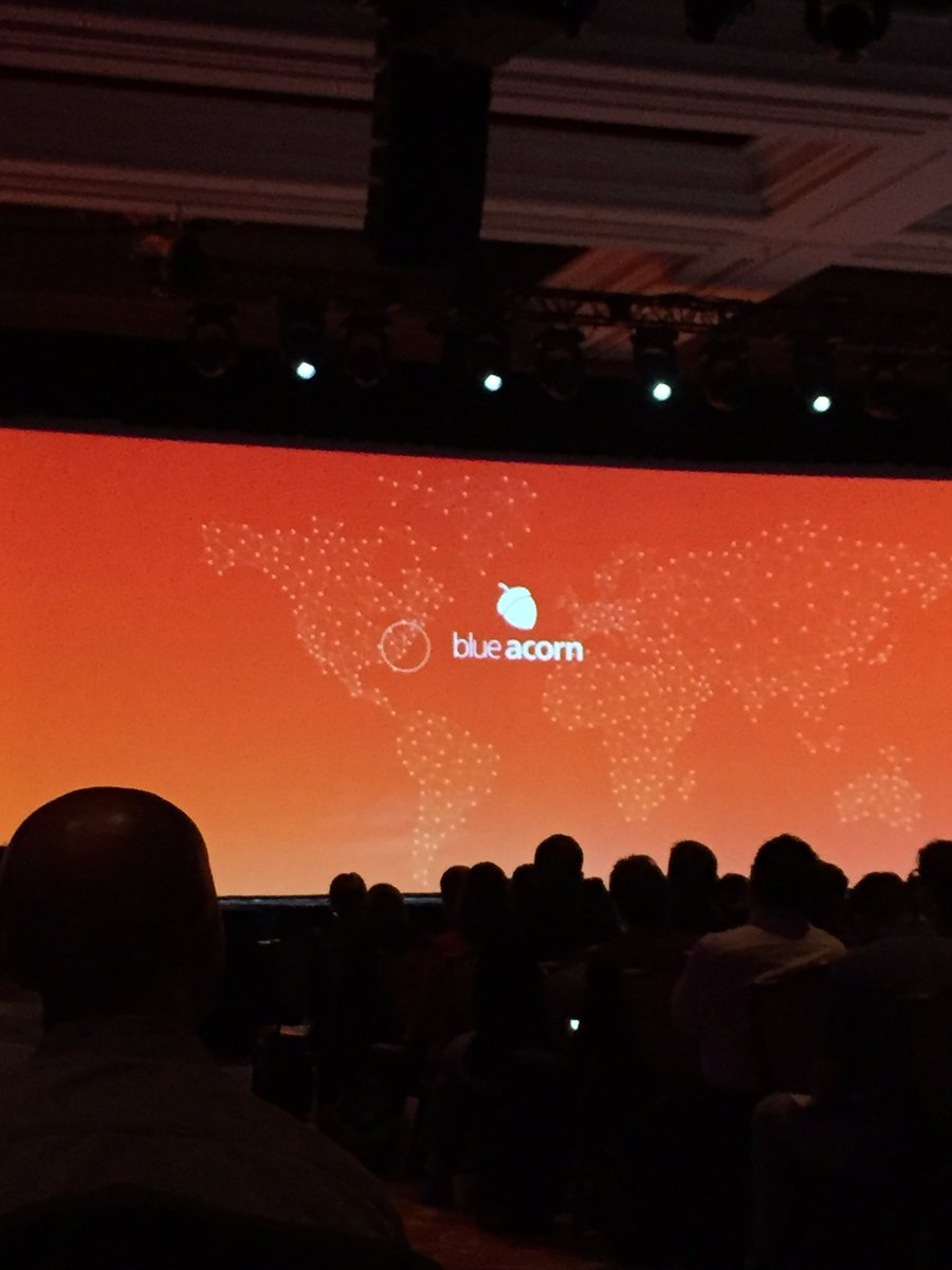 caseybecking: Hell yeah @blueacorn #MagentoImagine https://t.co/nNuKsytrkl