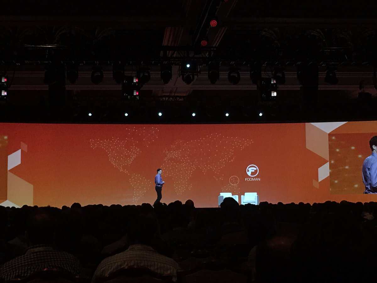 ebizmarts: Big shout out to @foomanNZ by @mklave1 at #MagentoImagine, well deserved!!! https://t.co/8fWTBd8Pp1