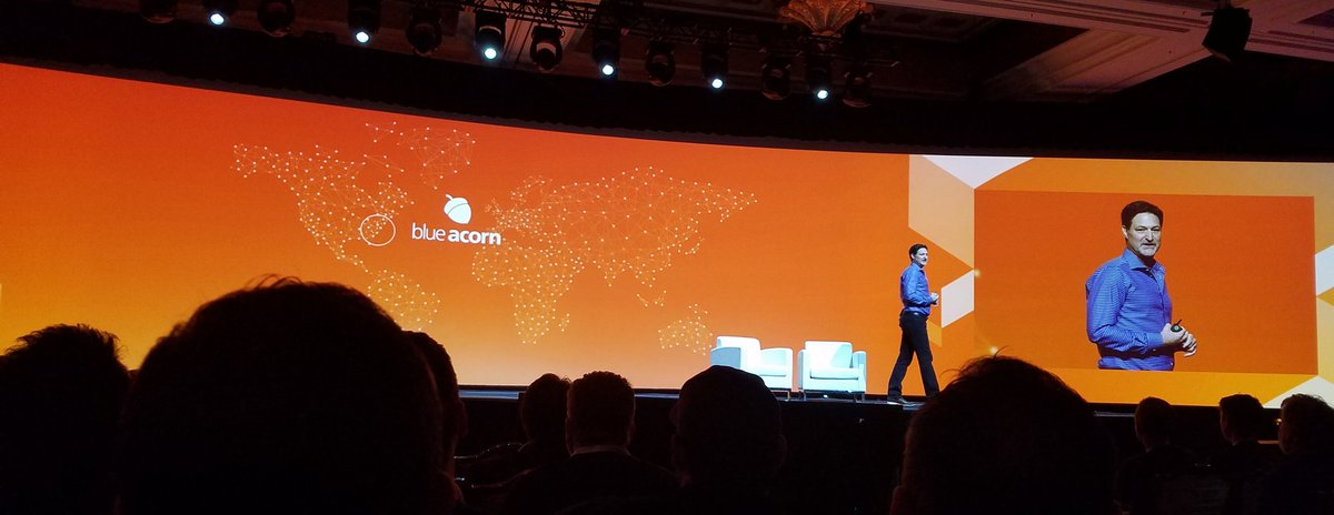 kpe: Thanks @mklave1 and @magento for sharing the story of @blueacorn's origins at #MagentoImagine keynote https://t.co/RoBfF9nE1b