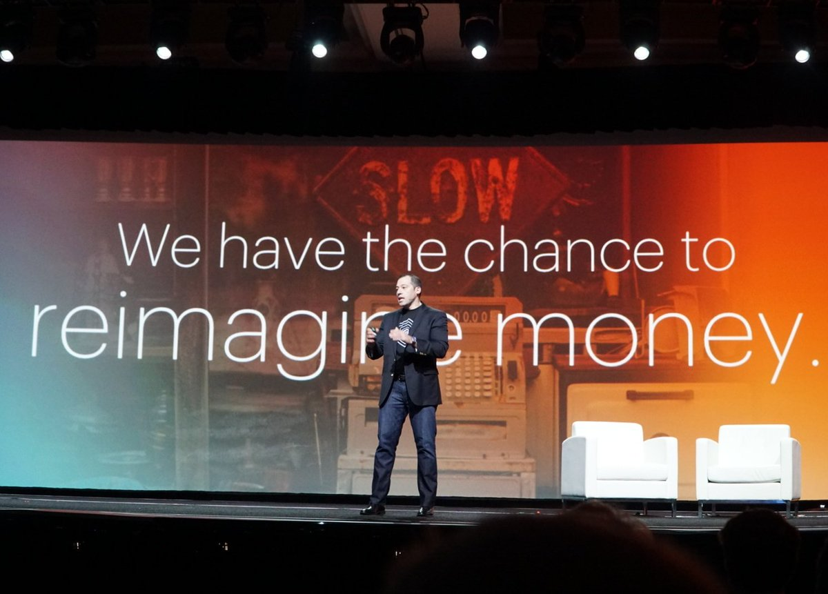 wejobes: Steve Fusco from @PayPal  talking about how money is changing #MagentoImagine https://t.co/aVsNR7BkVe