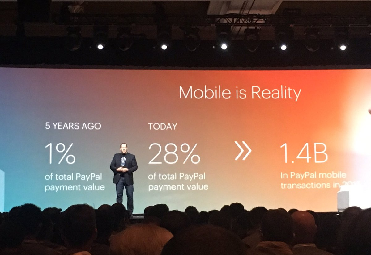 GPITranslates: Mobile is reality. #MagentoImagine https://t.co/lo12e4sNEs