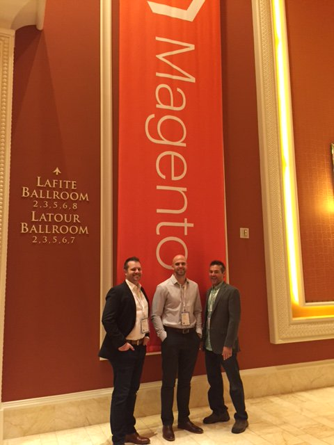 Nextopia: Having a great time at #MagentoImagine #Imagine2016 https://t.co/lKdypq6PZz