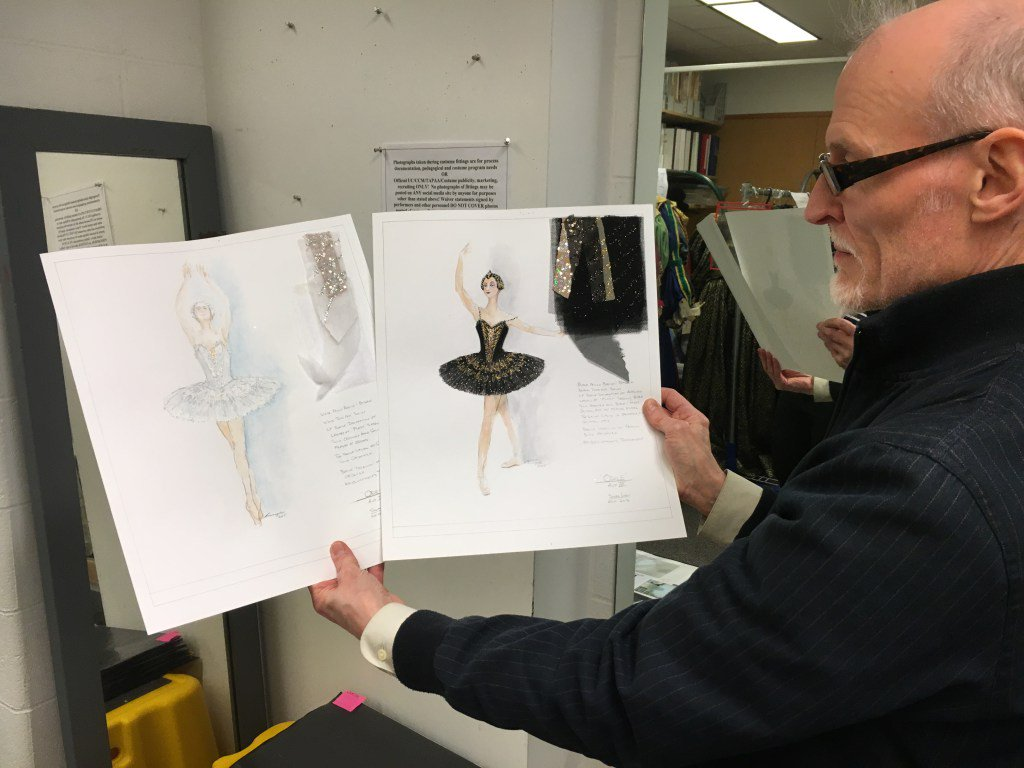 From Sketch to Stage: The Making of @UC_CCM's SWAN LAKE Costumes: https://t.co/7fOxAUEB96 https://t.co/kLkRqJrdew