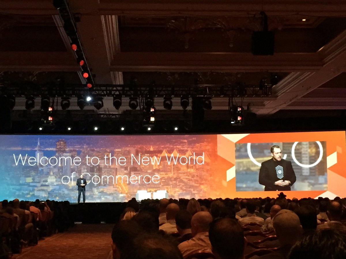 magento_rich: Steve is excited about @magento and it's future. #MagentoImagine https://t.co/1QUphwHWF2