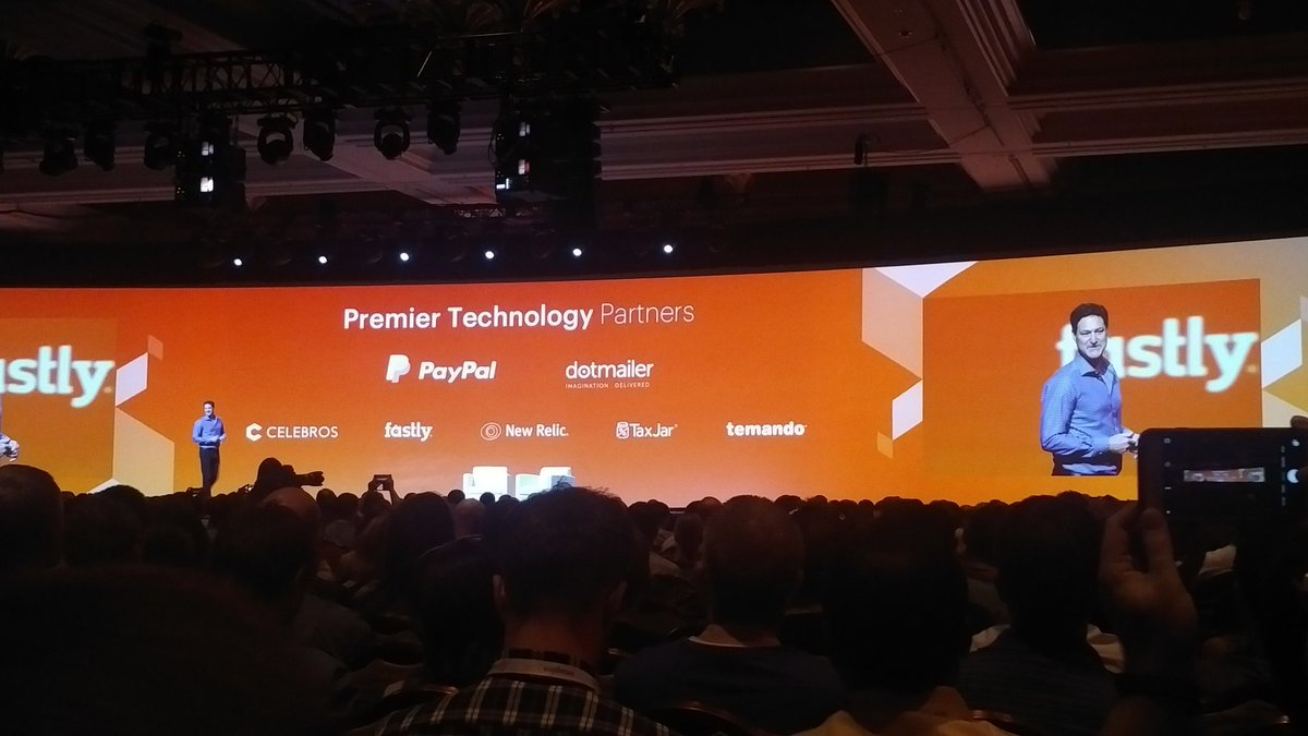 icubeus: Announcing Magento Premier Technology Program. Congrats @celebrossearch ! #MagentoImagine https://t.co/JOgxrUza0t