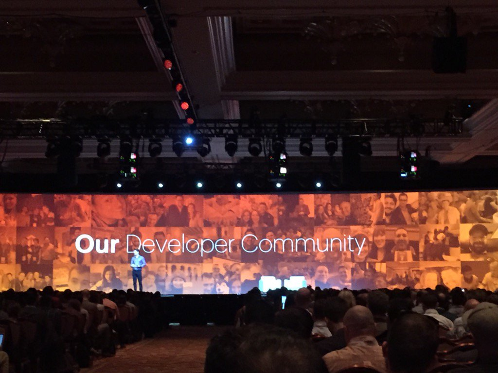 magento_rich: If you lose developers, you lose everything. #MagentoImagine #RealMagento https://t.co/tpsnuBI9h1