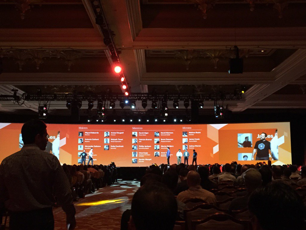 magento_rich: Recognition of the @magento masters! #MagentoImagine #RealMagento https://t.co/EMsDffRZ1d