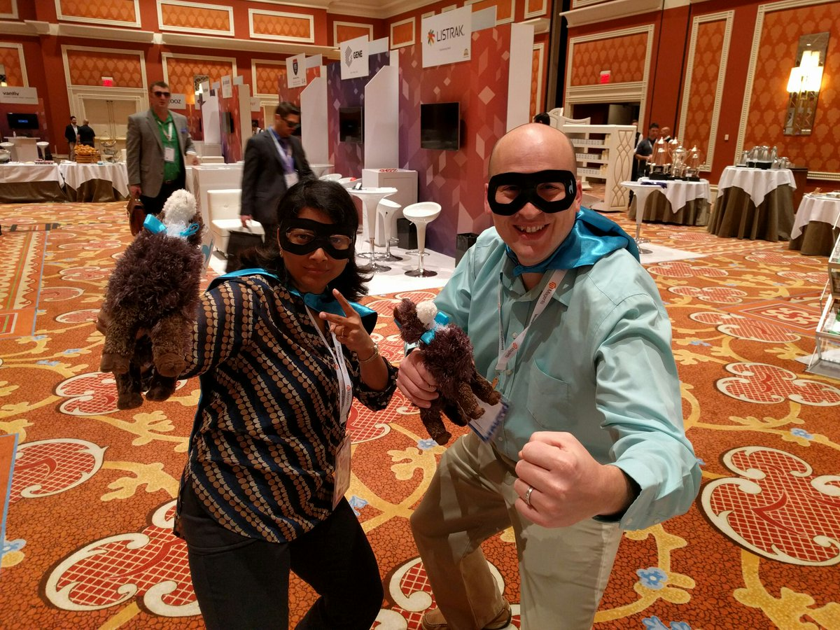 classyllama: Our friends from @paypal4business are lookin' EXTRA SUPER in their new capes! Snag one at booth 218! #MagentoImagine https://t.co/IGeaB3lNTG