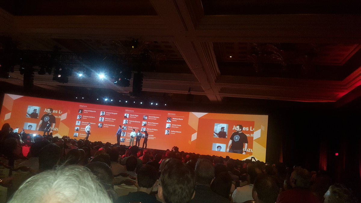 NKukuruzina: Welcoming Magento Masters! You are awesome! #MagentoImagine https://t.co/dZImsD0TFw