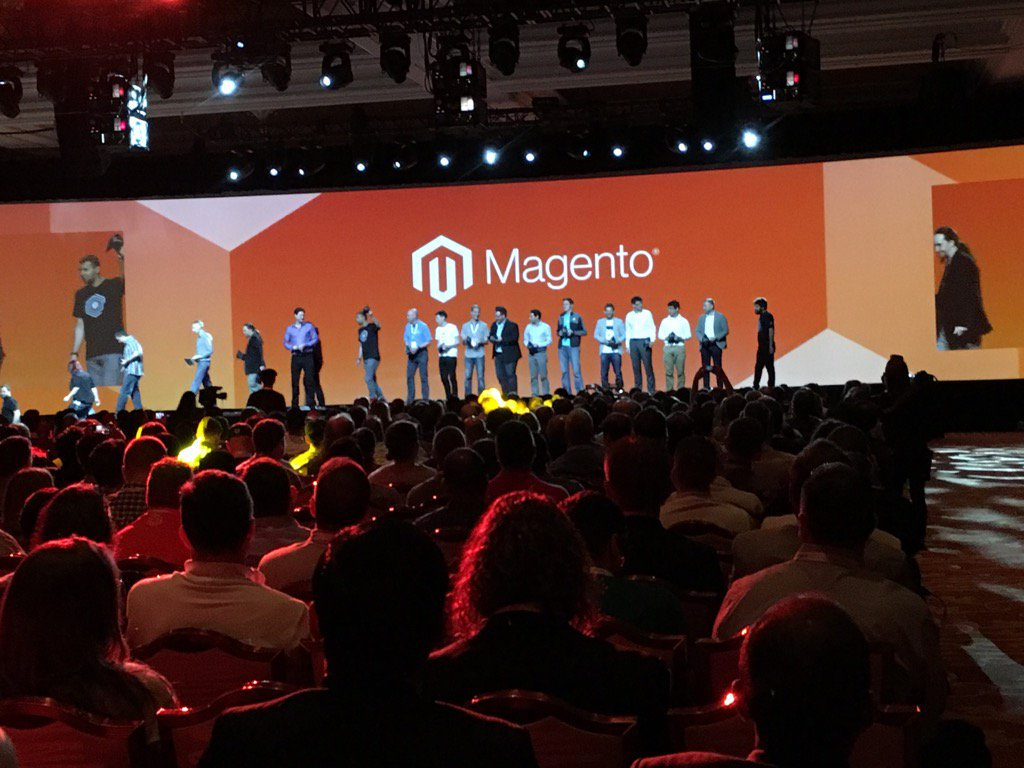 monsoonBharat: Congratulations to #Magnetomasters2016 thanks for gr8 work :) #Imagine2016 #MagentoImagine https://t.co/bVfTtFAdq4