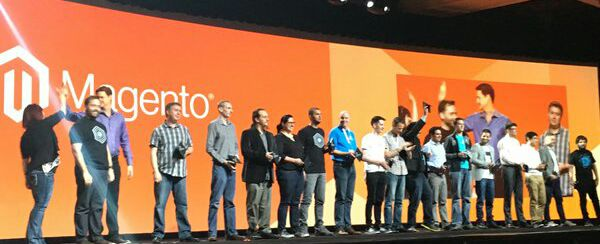 verite_office: #Magento Masters take the stage! Congratulations to @hirokazu_nishi and all of Magento Masters!! #MagentoImagine https://t.co/754fBrQTko
