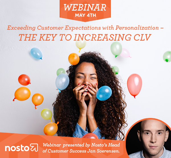 NostoSolutions: Join our co-hosted Magento webinar & learn to exceed customer expectations! https://t.co/6CnxCu2Xuy #MagentoImagine https://t.co/ENdqcQmpFQ