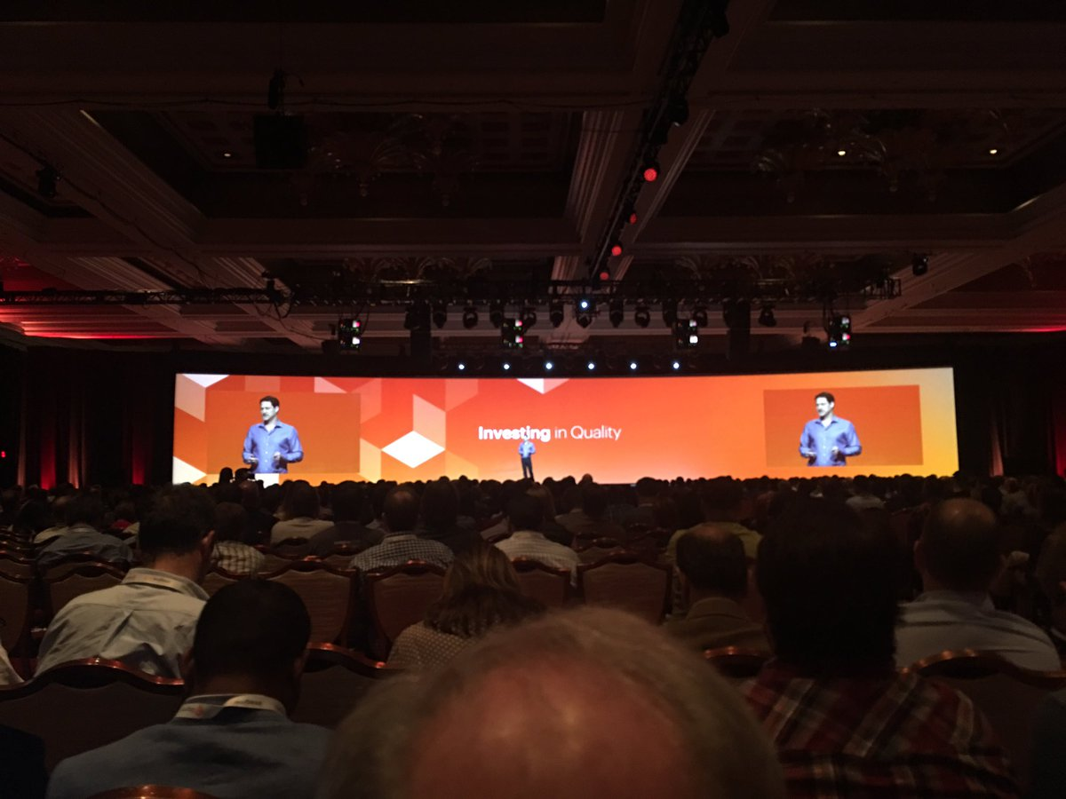 ebizmarts: Investing in quality, definitively one of the best things about M2 #MagentoImagine https://t.co/CTatTE7CmK