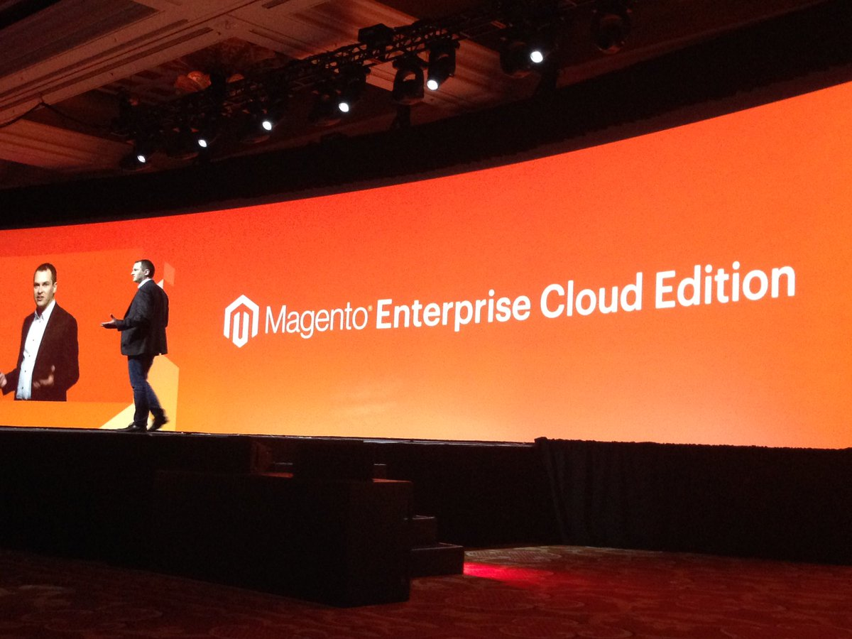 SheroDesigns: #Magento Enterprise Cloud Edition - will make upgrading Magento seamless. #innovation  #MagentoImagine @magento https://t.co/qGXpigFDuq