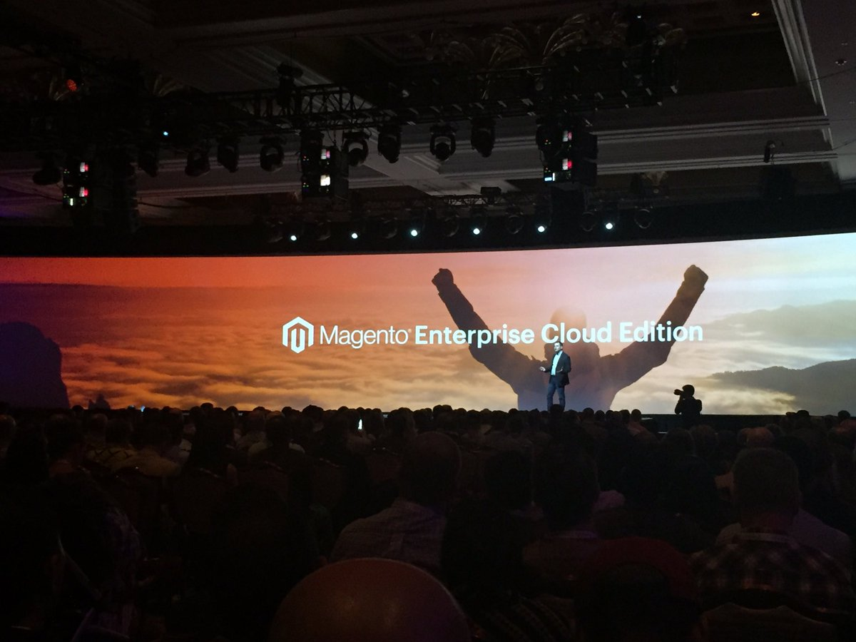 annhud: Clouds and orange go together ;) #MagentoImagine #cloud https://t.co/CmfdVGlCf6