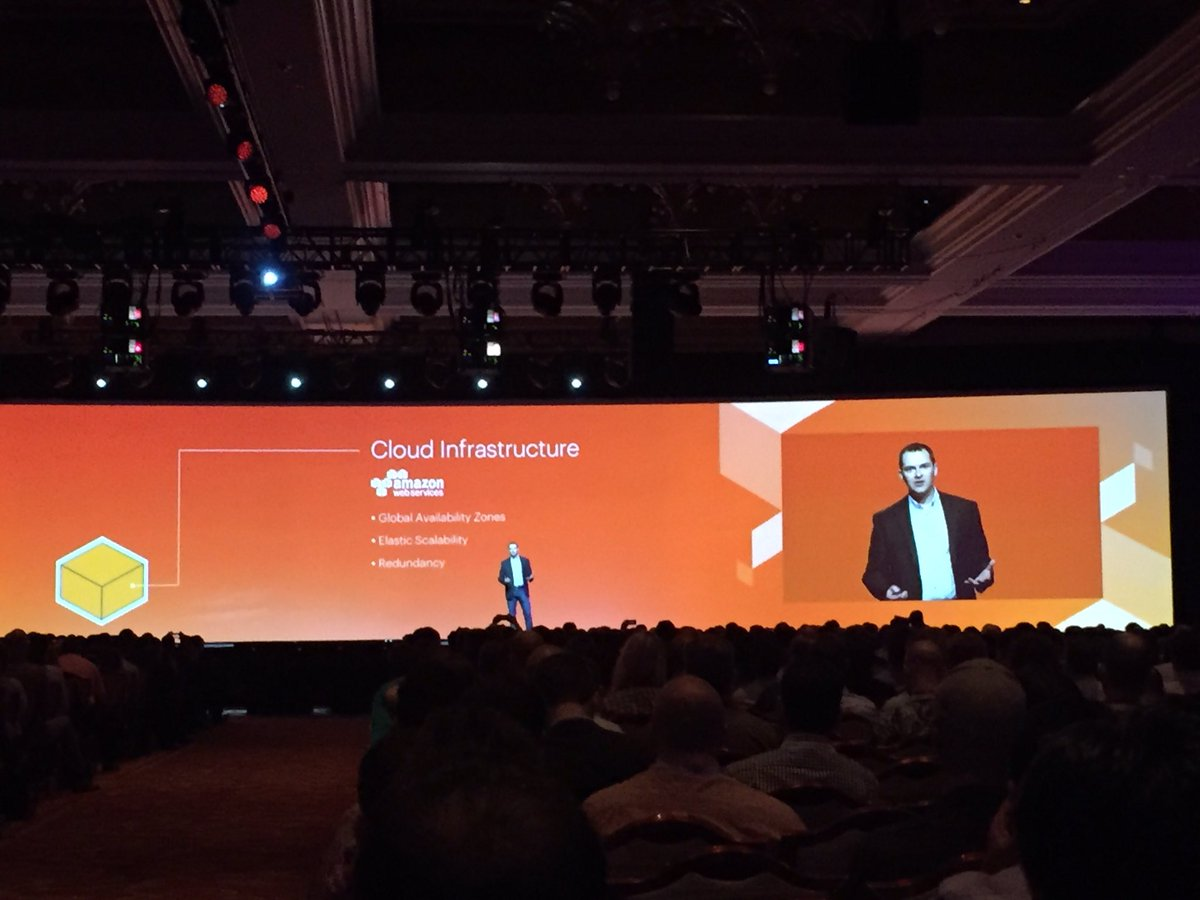 magento_rich: .@magento Cloud built on @awscloud. #ECE #MagentoImagine https://t.co/NnaK7RiR1h