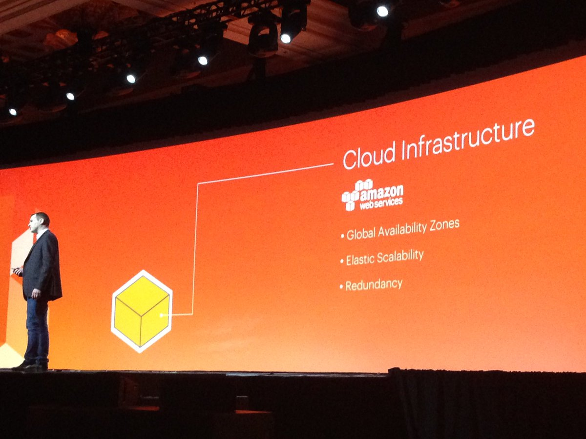 SheroDesigns: Cloud Infrastructure elastic scalability!  #magentoimagine @magento https://t.co/MS7ngC8Ny3