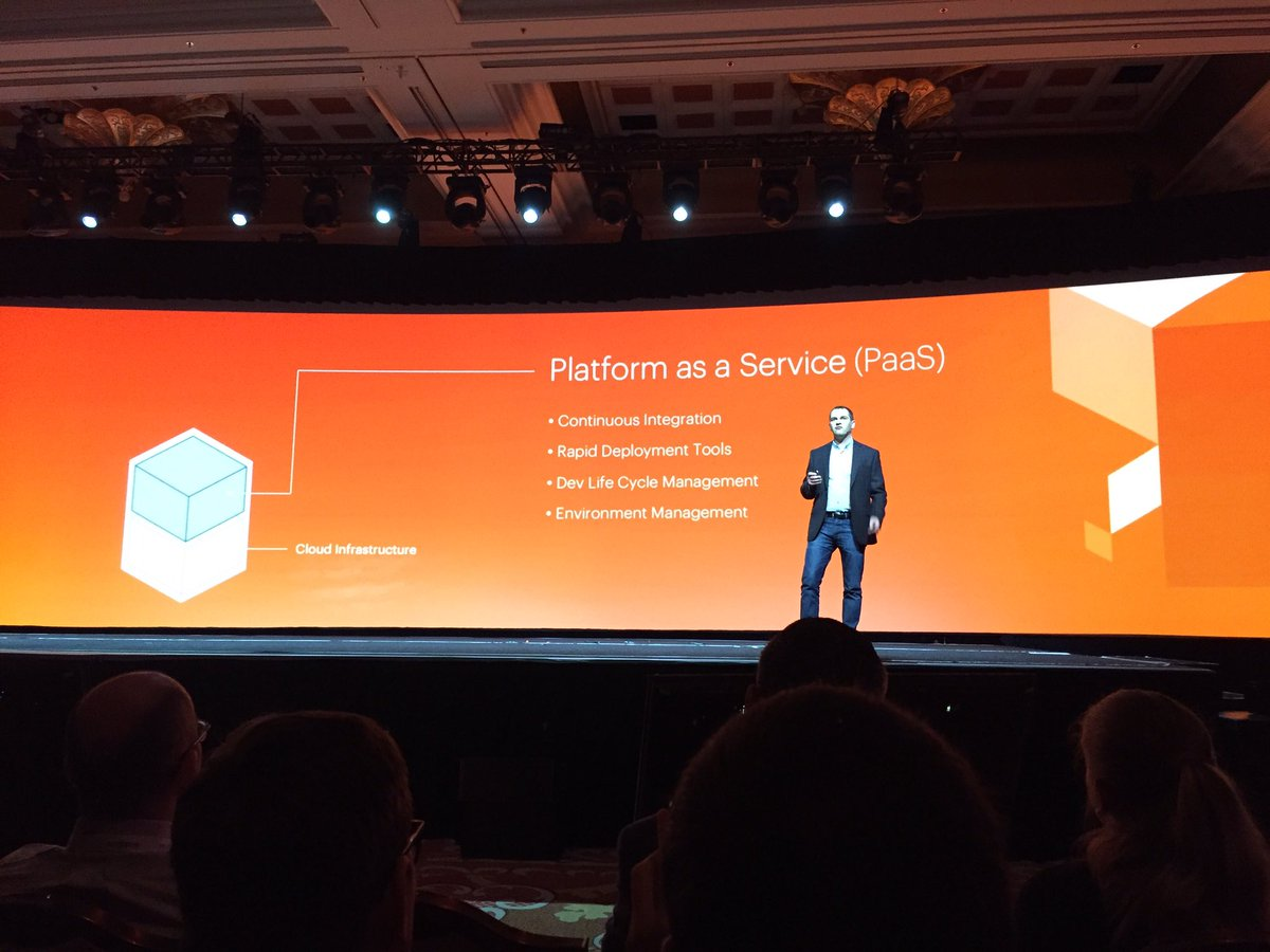 ignacioriesco: But what is the @Magento Enterprise Cloud Edition? Paas #MagentoImagine https://t.co/YDhuIa97on