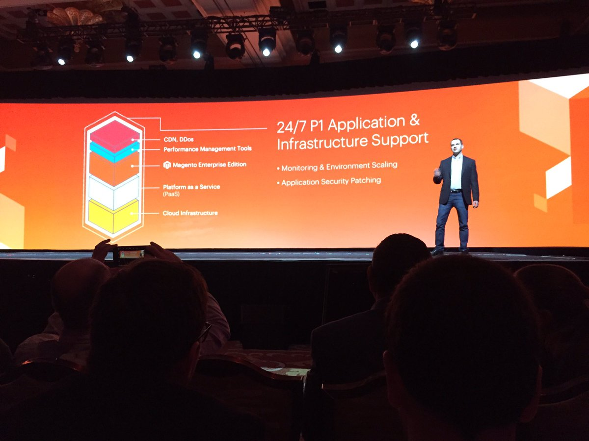 ignacioriesco: But what is the @Magento Enterprise Cloud Edition? A natural evolution. Support #MagentoImagine https://t.co/cU8BzmJxtF