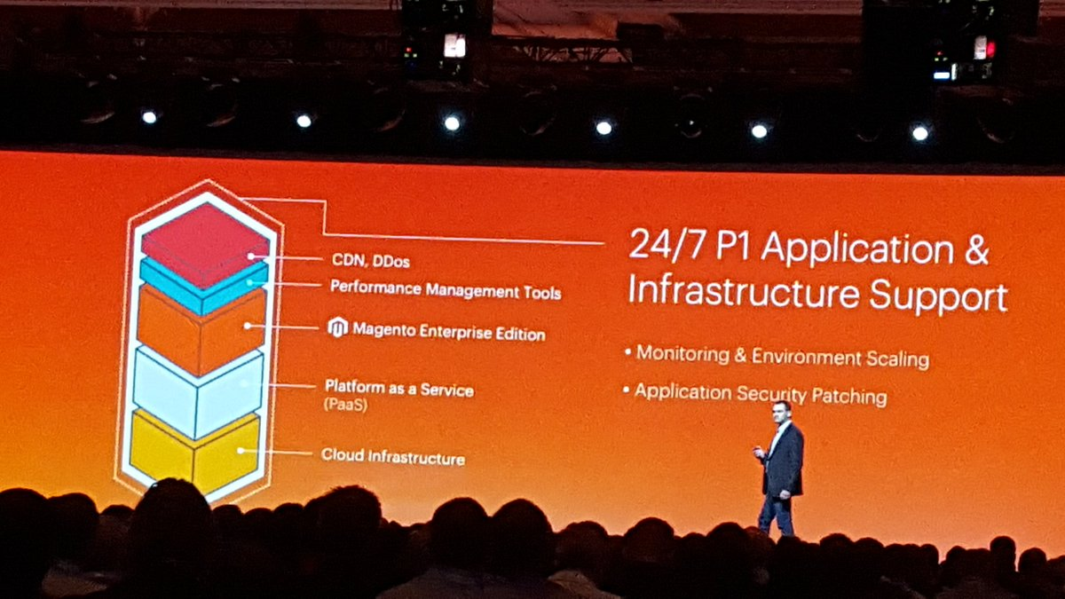 betz826: Magento cloud stack revealed at #MagentoImagine https://t.co/hRNLbgyFRp