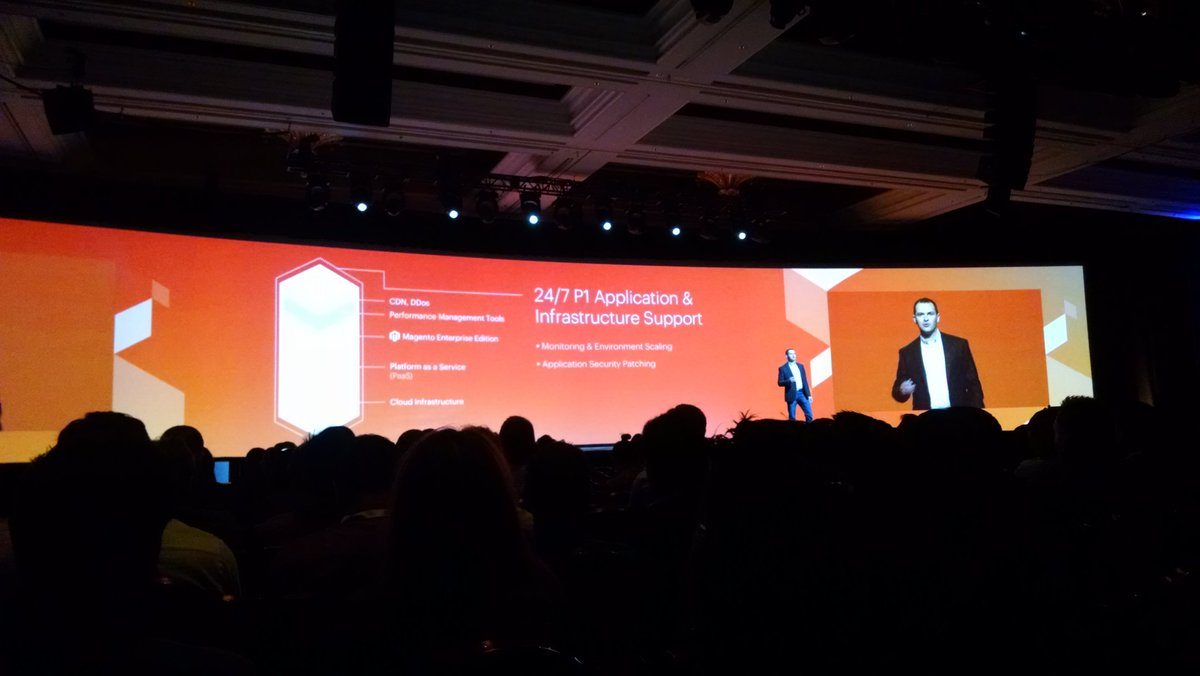 barbanet: Enterprise Cloud Edition support. #MagentoImagine https://t.co/zQ1FmUQoob