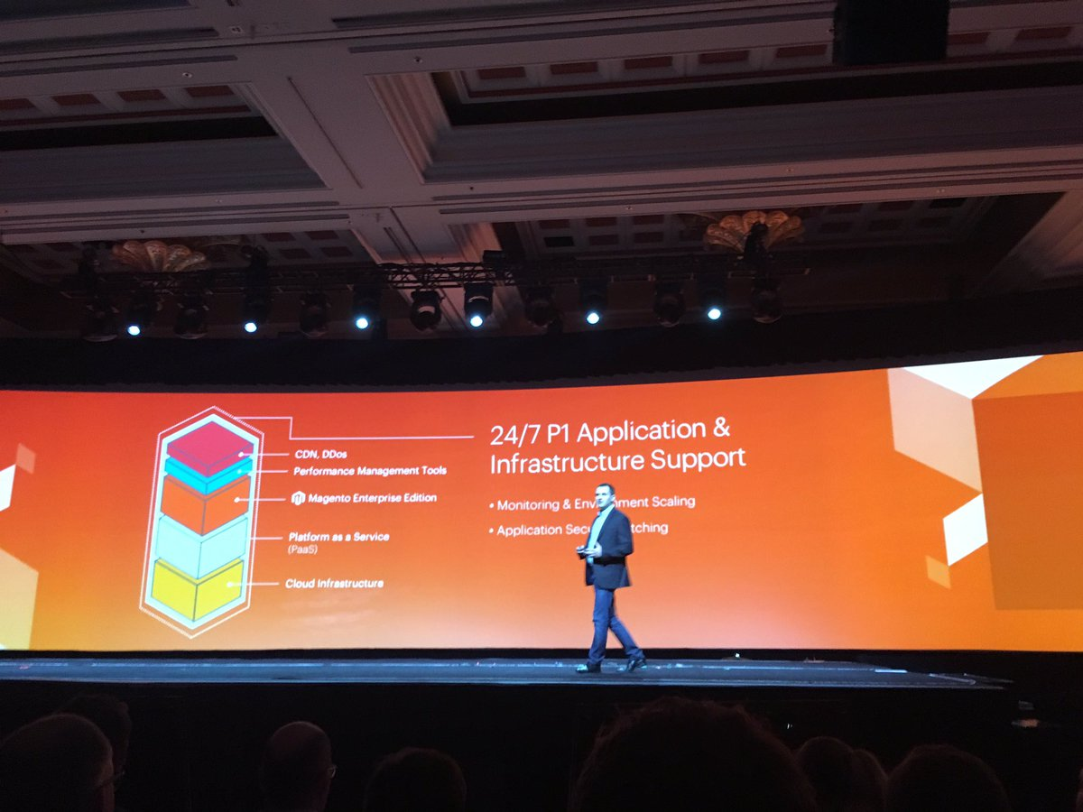 mediawave_trend: Magento Enterprise Cloud Edition including 24/7 SLA #MagentoImagine https://t.co/IGI0jQ88Fl