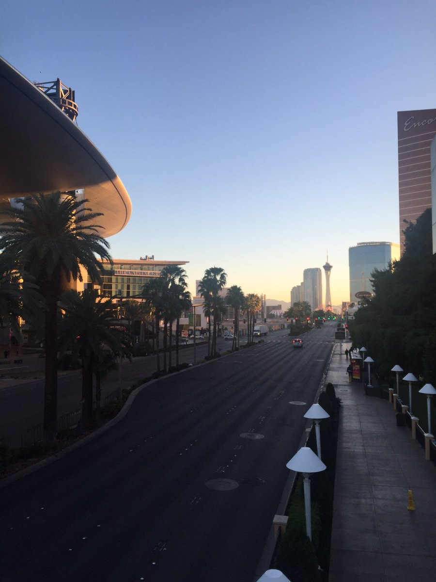 ebrookes: Morning #run view from #MagentoImagine - getting ready to #unitemymarketing https://t.co/MAPhvoZ66d